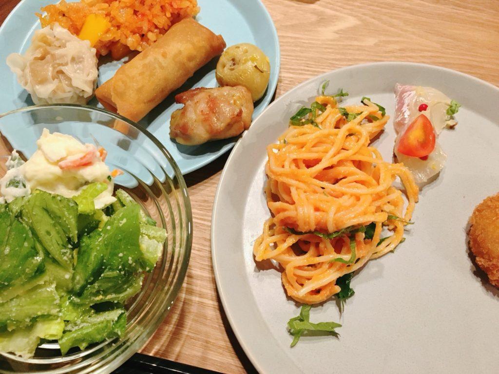 リゾナーレ熱海 ビュッフェ料理